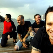 Portrait du groupe the Bouncing Souls