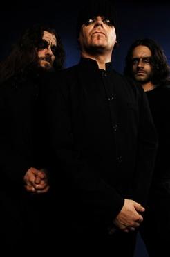 Portrait du groupe Celtic Frost