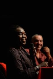 Fatou Diome © Daniel Mielniczek
