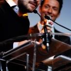Kyan Khojandi, soirée de remise de prix SEVN
