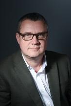 Portrait éditorial de Patrick Janot