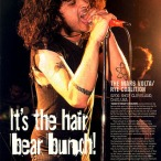 Mars Volta dans le magazine anglais Metal Hammer