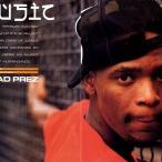 Le rappeur Stic.Man de Dead Prez dans le magazine Groove