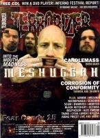 Meshuggah. Photographe indépendant à Béziers