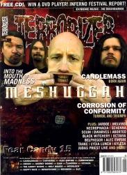 Meshuggah © Daniel Mielniczek