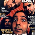 System of a Down en couverture du magazine Hard'n'Heavy