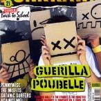 Guerilla Poubelle en couverture du magazine Punk Rawk