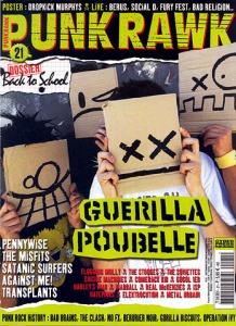 Guerilla Poubelle. Photographe indépendant à Béziers