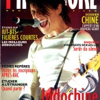 Indochine en couverture du magazine Phosphore