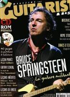 Bruce Springsteen. Photographe indépendant à Béziers