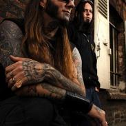 Portrait du groupe Devil Driver