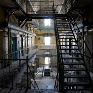 Intérieur de l'ancienne prison de Béziers