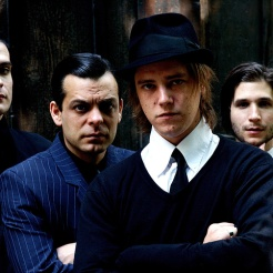 Portrait du groupe Interpol