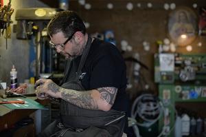 Sailor Kea machines à tatouer artisanales