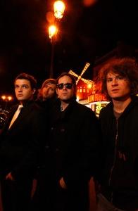 Portrait du groupe the Killers pour Rolling Stone
