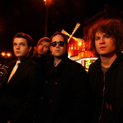 Portrait du groupe the Killers pour Rolling Stone