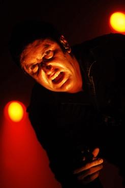 Nine Inch Nails en concert à l'Olympia