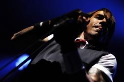 Red Hot Chili Peppers en concert à la Cigale