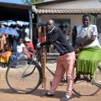 Dispensaire de Kapiri Mposhi en Zambie