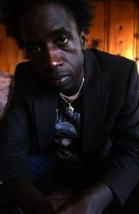 Portrait de Saul Williams