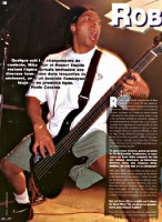 Robert trujillo bassite de Suicidal Tendencies