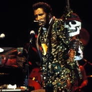 Screamin' Jay Hawkins en concert
