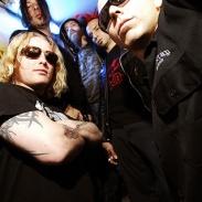 Portrait du groupe Stone Sour