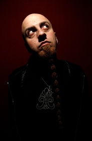Portrait de Shavo Odadjian du groupe System of a Down