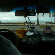Taxi à Montevideo en Uruguay