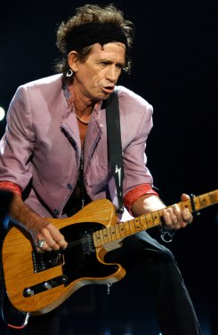 Keith Richards / Rolling Stones © Daniel Mielniczek