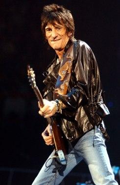 Ron Wood / Rolling Stones © Daniel Mielniczek