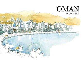 Couverture du livret Oman Impressions