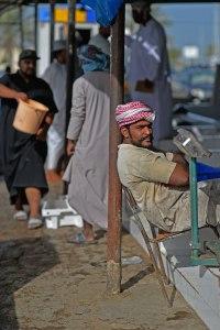 Reportage au Sultanat d'Oman pendant le résidence artistique