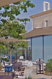Restaurant le 9 sur le site de Fonseranes à Béziers