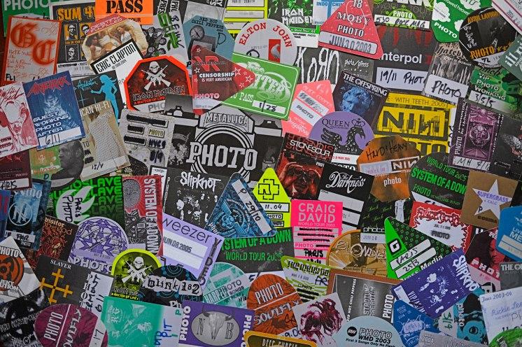 Collection de Pass Photos
