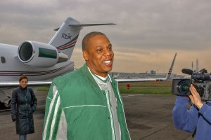 Lancement des baskets Jay-Z par Reebok