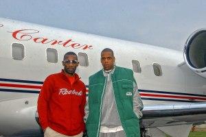 Jay-Z et Mc Solaar au Bourget