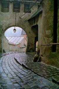 Sighisoara en Transylvanie Ville de Roumanie des Carpates