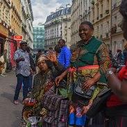 Paris XVIIIème Arrondissement 71ème Quartier la Goute d'Or