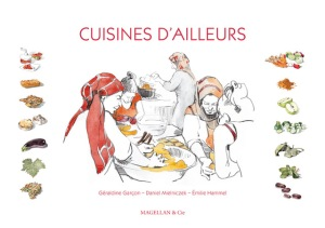 Couverture Cuisine d'Ailleurs