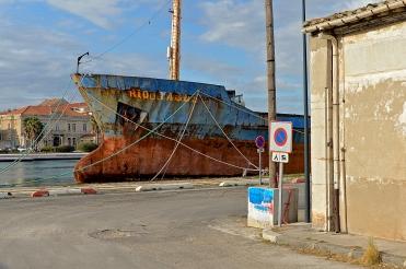 Le cargo Rio Tagus à Sète