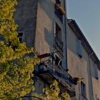 Beziers Quartier Saint Jacques