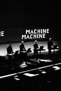 Kraftwerk Cité de la Musique Paris la Villette