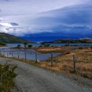Lago General Carrera Puerto Sanchez Chili